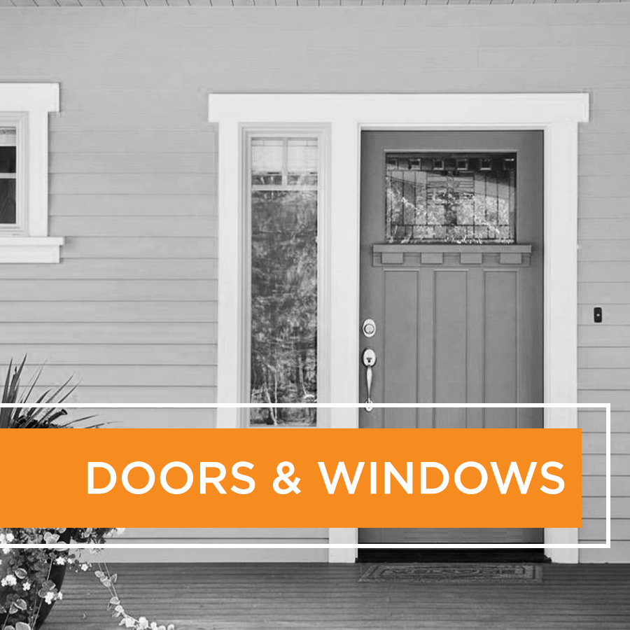 doors and windows- installation services