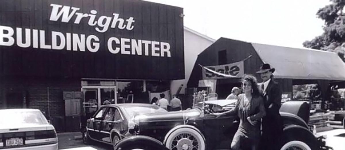 Wright Do-It Center Lumberyard